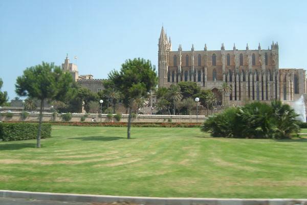Кафедральный собор Санта-Мария.