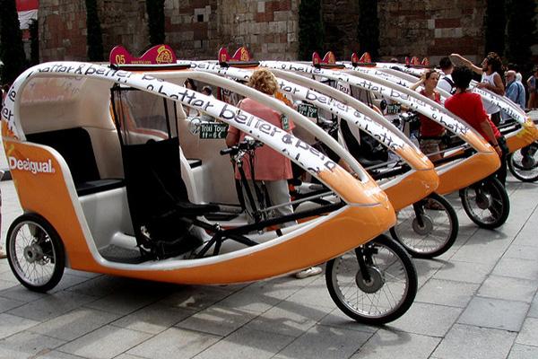 Эко-такси.