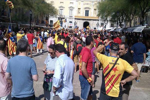Праздники в Испании.