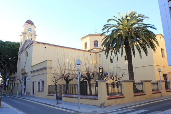 Церковь Санта Мария дель Мар.