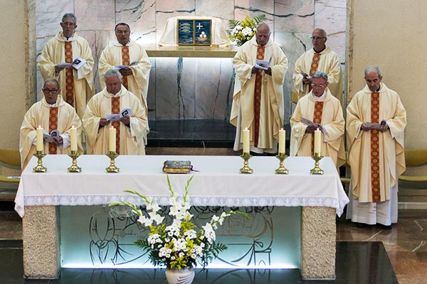 Священнослужители.
