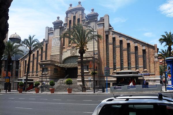 Mercado Central Alicante.