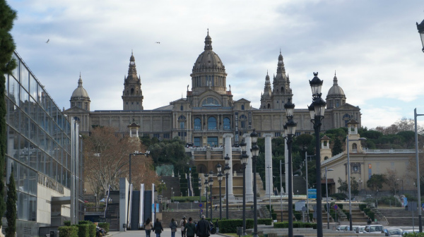 Главный дворец Испании.