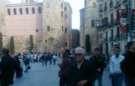 Лидия: «Виват, прекрасная Барселона!»