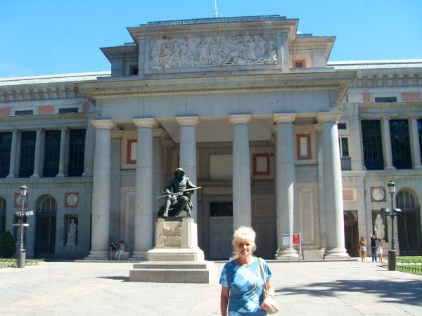 Посещение музея.