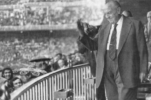 Santiago Bernabeu история Реал Мадрид