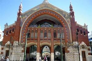 Дворец Меркадо - достопримечательности Валенсии
