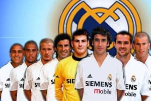 звездный состав футбольного клуба Реал Мадрид во все времена