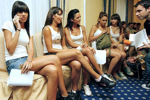 Испанские девушки — любовь, темперамент, характер