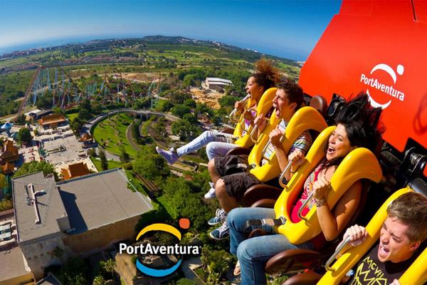 Тематический парк Порт Авентура — Диснейленд в Испании