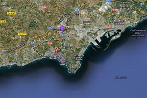 Где находится Диснейленд в Испании парк Порт Авентура