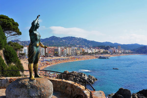 Курорт в Испании Ллорет де Мар: достопримечательности, отели, видео, фото и отзывы