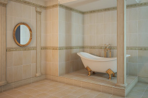 керамическая плитка для ванной испания