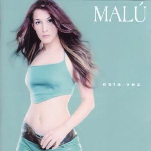 Малу - эстрадная певица Испании