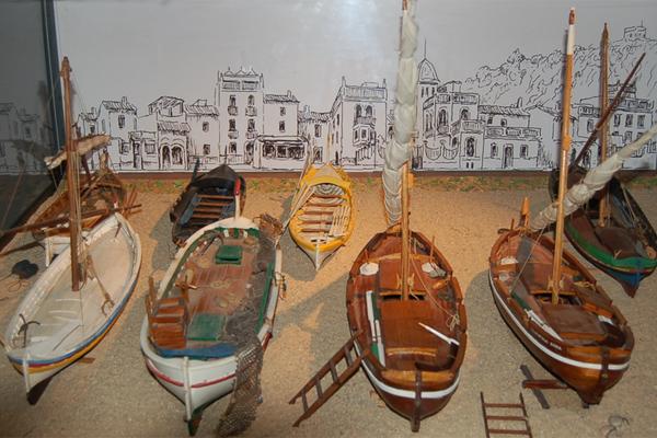 Достопримечательности Ллорет де мар морской музей
