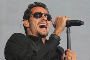 Испанский певец Марк Энтони