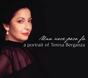 Испанская певица сопрано Тереза Берганза