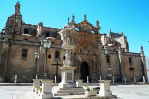Церковь в испанском городе Калелья