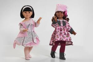 испанские куклы Паоло Рейна завоевали популярность в детских серцах