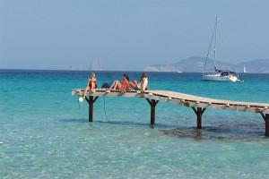 Форментера спокойный остров архипелага