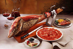 испанское национальное блюдо хамон
