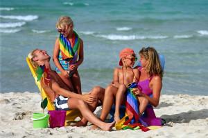В Испанию с детьми лучший способ получить удовольствие