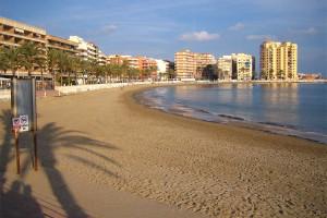 торревьеха испания пляжи