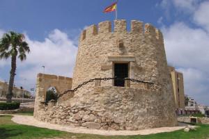 торревьеха испания старая башня