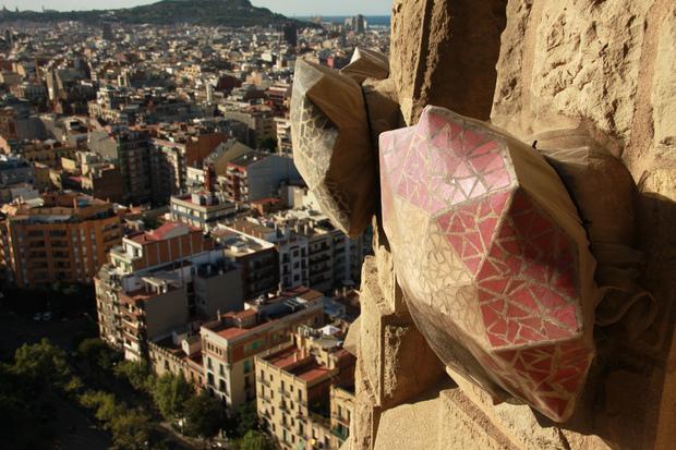 Поездка в Барселону в октябре.