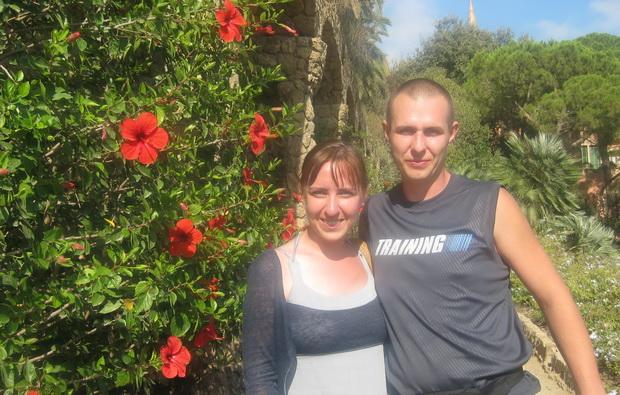 Денис и Екатерина. Отзыв о поездке в Испанию в сентябре.