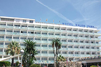 Отель Салоу Парк — один из самых известных на побережье Коста Дорада.
