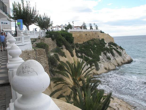 Дорога на Балкон Средиземноморья.