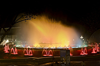 Магический фонтан Монжуика.