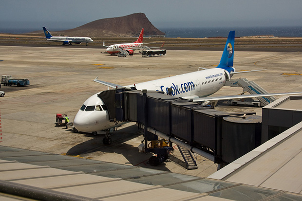 Через аэропорт Южный летают около 50 авиакомпаний.