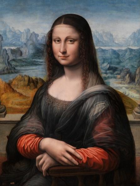 Копии знаменитой Моны-Лизы не хватает загадочности оригинала.