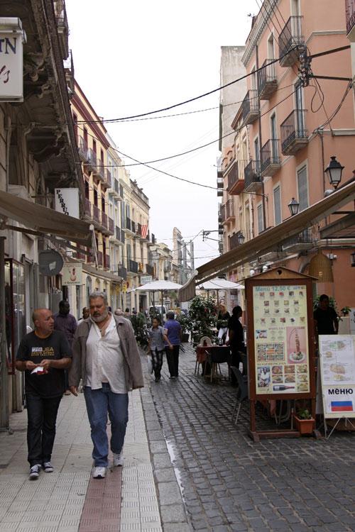 Улица Фигераса.