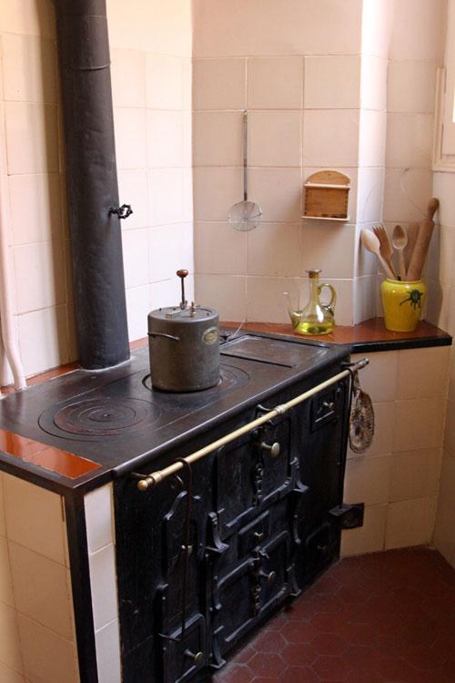 Плита для приготовления пищи.
