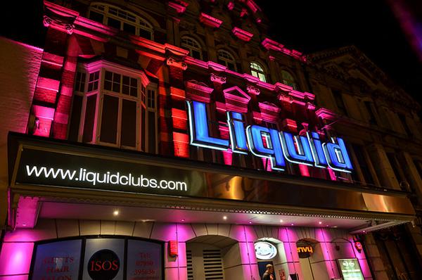 Liquid Club считается одним из лучших здешних клубов.