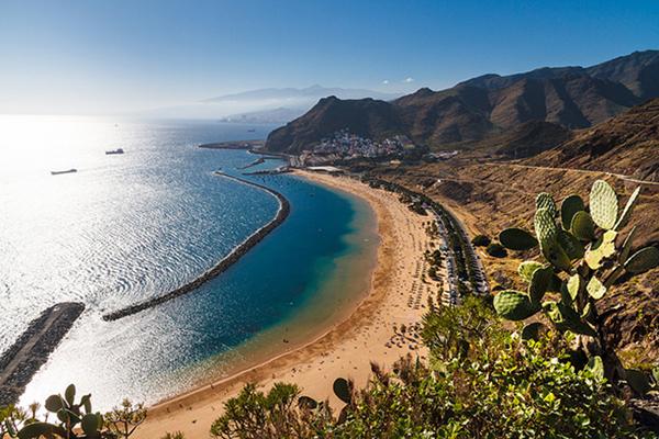 Тенерифе — удивительно красивый остров.