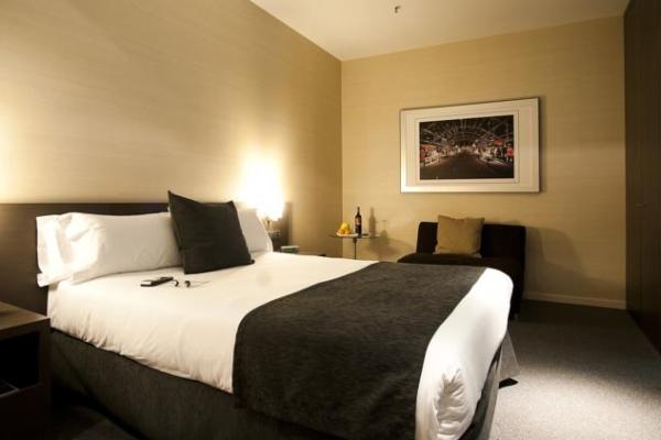 Переночевать в аэропорту можно в гостиничных номерах Air Rooms.