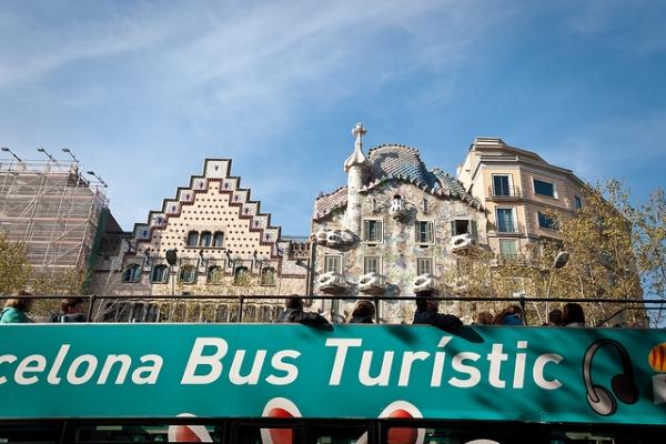 Бас Туристик — отличный вариант для туристов, которые приехали в Барселону на 3-4 дня.