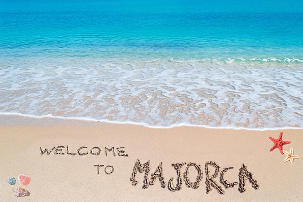 Добро пожаловать на Майорку.