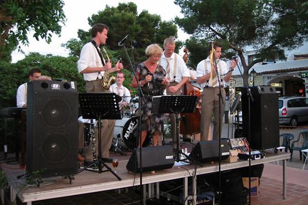 Джазовый фестиваль Cala d'Or.
