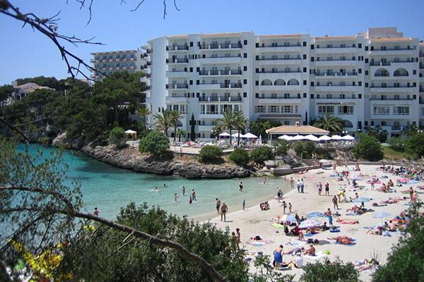 Пляж Понент.