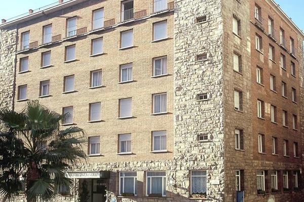 Отель Regencia Colón 3*.