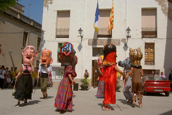 Фестиваль Sant Pere.