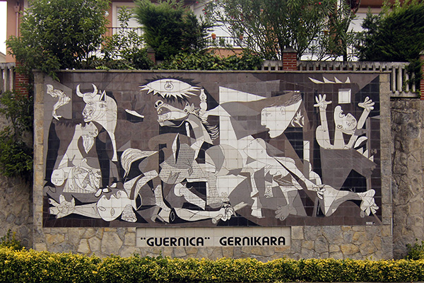 «Герни́ка» Пабло Пикассо.