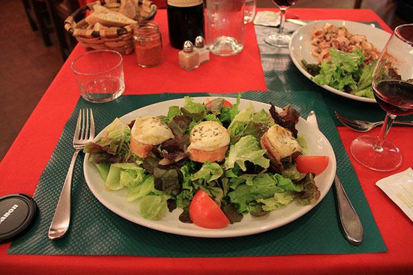 Басконская кухня.