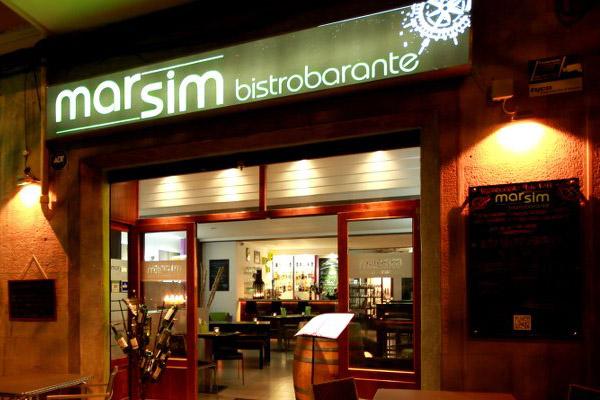 Ресторан Marsim Bistrobarante.