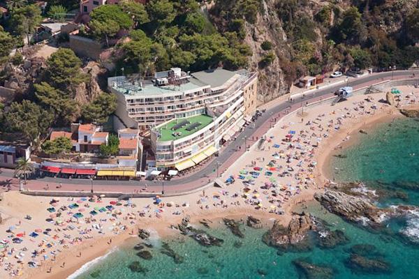 Hotel Rosamar Maxim 3*.